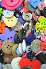 100 Mixed NEW Buttons For sewing, Scrapbooking, Crafts, Embellishments, Assorted