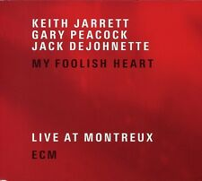 My Foolish Heart - Jarrett/Peacock/Dejohnette (2007, CD NEUF)2 DISC SET