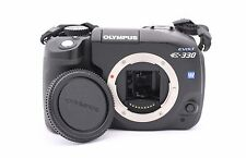 Olympus EVOLT E-330 7.5MP Digital SLR Camera - Black (Kit w/ 14-45mm Lens)