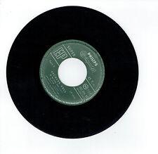 """Jacques BREL Vinyle 45T 7"""" EP JE NE SAIS PAS -VOIR -AU PRINTEMPS -PHILIPS 432326"""