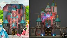 New Disney Parks Interactive Disney Princess Castle Play Set Free Priority Ship