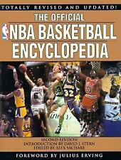 The Official Nba Basketball Encyclopedia: Second Edition-ExLibrary