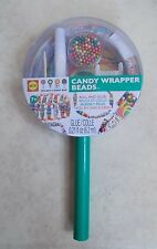 ALEX TOYS DYLAN'S CANDY BAR CANDY WRAPPER BEADS NECKLACE KIT LOLLIPOP ASSORTMENT