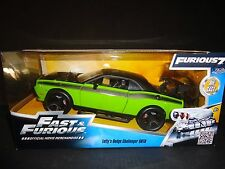 Jada Dodge Challenger SRT8 2008 Letty's Car Fast and Furious 1/24