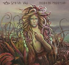 STEVE VAI - MODERN PRIMITIVE/PASSION & WARFARE (25TH ANNIVER  2 CD NEW+