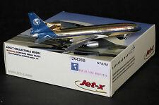 """The Flying Hospital L-1011 """"Golden"""" Sample Jet-X 1:400 Diecast Models     XX426B"""