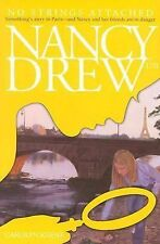 No Strings Attached (Nancy Drew Mystery Stories, # 170) Keene, Carolyn Paperbac