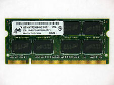 MT16HTF25664HZ-800J1 NEW MICRON 2GB DDR2-800 LAPTOP MEMORY