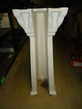 American Standard 0031.000.020 Town Square Pedestal Sink Leg, White AS IS