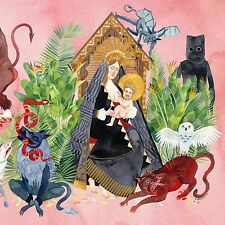 FATHER JOHN MISTY - I LOVE YOU,HONEYBEAR (2LP+CD) 2 VINYL LP + CD NEU