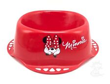 Minnie Mouse Pet Bowl Food Drinking Feeding Bowl or Very Small Dog New