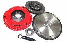 ULTIMATE STAGE 1 CLUTCH KIT+IRON FLYWHEEL HONDA PRELUDE/ACCORD 2.2L 2.3L H22 H23