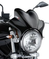 Windscreen Puig WV for Honda Hornet 600/900 fly screen black