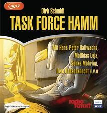 Task Force Hamm: 8 WDR-Kriminalhörspiele der Reihe Radio Tatort - Schall&Wa - CD