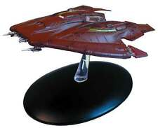 Eaglemoss Diecast model ST0030 Star Trek Nausicaan Fighter &  MAGAZINE #30