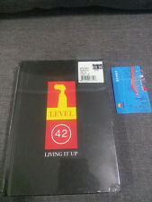 Level 42 Living It Up 4 CD Box Set limited edition