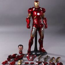 Wts Hot Toys iron man Mark Vii 7 Mib