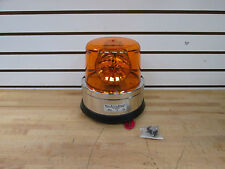 NORTH AMERICAN SIGNAL HEAVY DUTY ROTATING LIGHT; P/N: 250-24A ~NEW~SURPLUS~