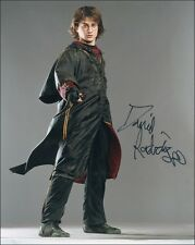 Daniel Radcliffe Harry Potter Star Reprint Autograph Signed 8x10 Picture Photo