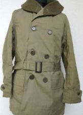 US Army Mackinaw Jacket Jeep Parka Willys Marines Paratrooper Winter Coat S