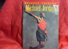 NBA Beckett Tribute Magazine Chicago Bulls Michael Jordan