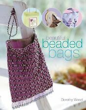 BK126f BEAUTIFUL BEADED BAGS  Craft Project Book  Softcover  NEW BOOK