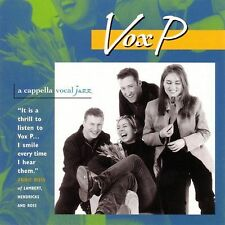 A Capella Vocal Jazz by Vox P (CD, Jun-2004, Town Cr...