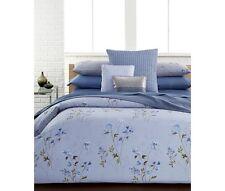 Calvin Klein Shenandoah King Duvet Comforter Cover Lavender Floral