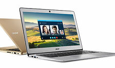 Acer Swift 3 SF314-51-731X silber 512GB SSD i7-6500U 8GBRam FULL HD NX.GKBEG.002