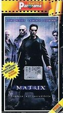 Matrix (1999) VHS con Keanu Reeves - vintage no DVD no disney