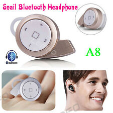 MINI Bluetooth V4.0 Universal Headset Mini A8 HD-80 Wireless Headphone Music