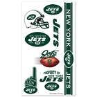 NEW YORK JETS TEMPORARY TATTOOS GAME TAILGATE PARTY FACE BODY NFL FOOTBALL
