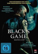 Thor Kristjansson - Black's Game - Kaltes Land