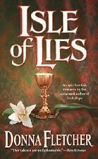 The Isle of Lies by Donna Fletcher (2002, Paperback)