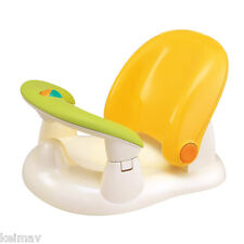The Baby Bath Chair Backrest Angle Adjustable