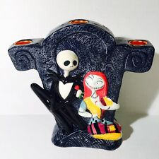 Nightmare Before Christmas Candelabra Disney Candle Holder NBX Stand Jack Sally