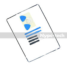 Digitizer LCD Screen Bezel Plastic Middle Frame for iPad A1395 A1396 A1397 &Tool