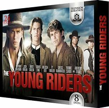 The Young Riders TV Marathon Season 1 2 3 TV Series Region 4 New DVD (8 Discs)
