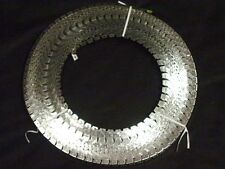 100' Medium Ply Grip Metal Tack Strip (Curve-Ease) three tooth Upholstery Supply
