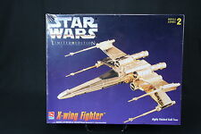 "XI011 AMT long 8"" maquette avion 8769 Star Wars X-wing fighter Edl"