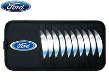 Ford CD/DVD Visor Organizer Fits Ford Mustang F-150 Expedition Explorer & More