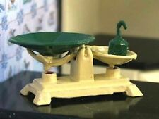 Weighing Scales, Dolls House Miniatures Kitchen Accessory