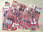 Craftsman 17 pc. piece Screwdriver Phillips Slotted set **New** 31794 USA