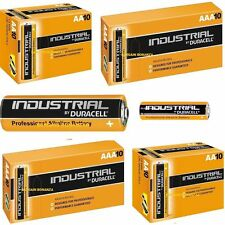 20 AA +20 AAA = 40 X DURACELL PROCELL INDUSTRIAL PROFESSIONAL ALKALINE BATTERIES