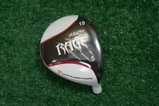 NEW IN PLASTIC KRANK GOLF RAGE BLACK 19* 5 WOOD HEAD ONLY .335 238220