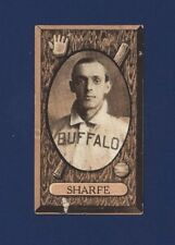 1912 IMPERIAL TOBACCO C46 No.31 BAYARD SHARPE Buffalo !!