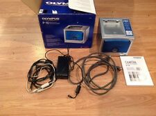 OLYMPUS P-10 DIGITAL PHOTO PRINTER #201120 + ALL POWER CORDS & ORIG BOX