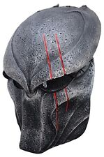 NEW Full Face Wire Mesh Protection Paintball Alien Vs Predator Mask PROP Cosplay