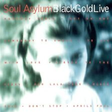 CD SOUL ASYLUM - Black Gold Live
