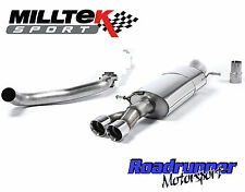Milltek SSXVW415 Polo GTI 1.8 TSi 192PS 2015 on Exhaust Cat Back Non Res Polish